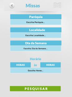 Diocese de Leiria-Fátima - screenshot thumbnail