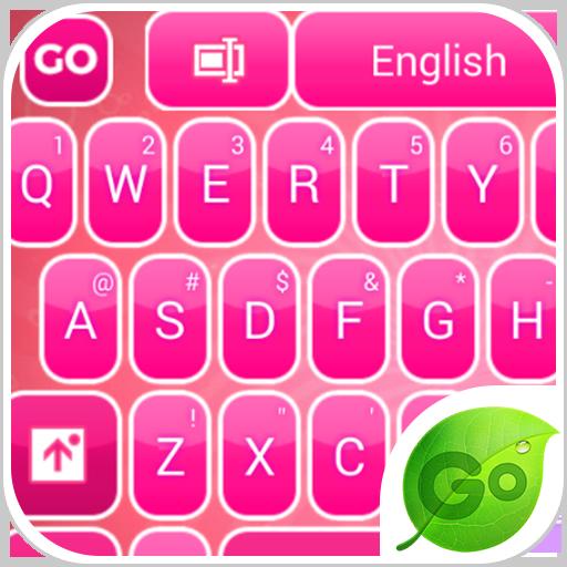 个人化のPink Keyboard LOGO-記事Game