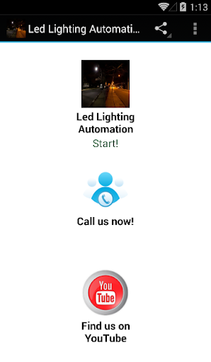 Led Lighting Automation