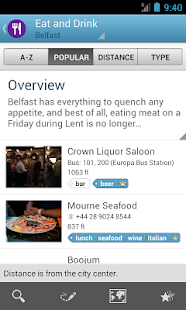 Belfast Travel Guide - screenshot thumbnail