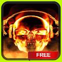 Beats Skull Audio LWP icon