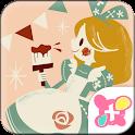 Cute Theme Alice & The Castle icon