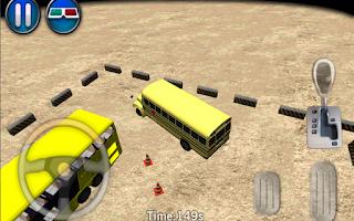 Screenshot of Roadbuses - Bus Simulator 3D
