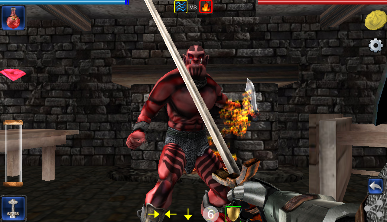 Epic Swords 2- screenshot
