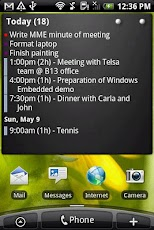 Pure Calendar widget (agenda) 3.0.0 for Android apk