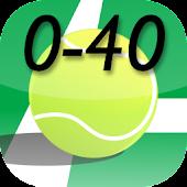 Love40 -Tennis Score Board-