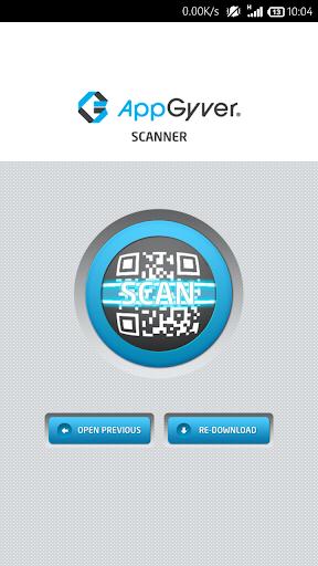 AppGyver Scanner