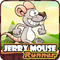 Jerry Mouse Running icon