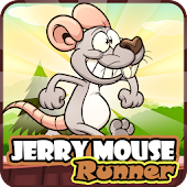 Jerry Mouse Running