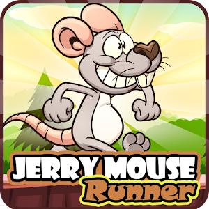 Jerry Mouse Running for PC and MAC