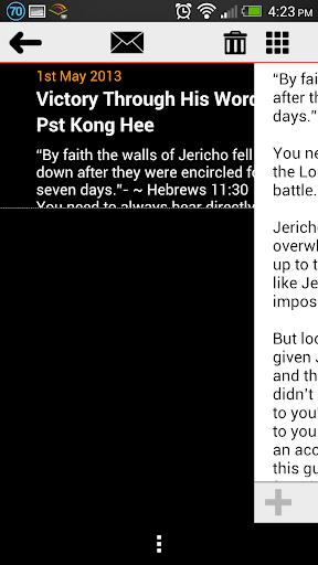 Sermonotes