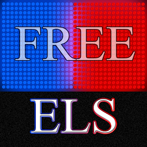 ELS Police Light Free 娛樂 App LOGO-硬是要APP