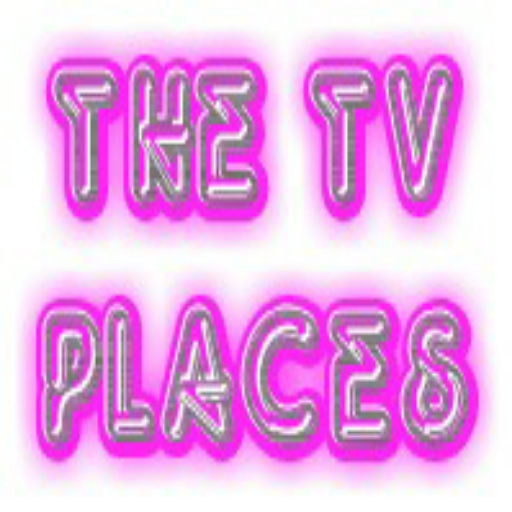 THE TV PLACES MAPs