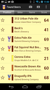 Picky Pint - Scan Beer Menus- screenshot thumbnail