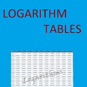 Logarithm Tables - Maths