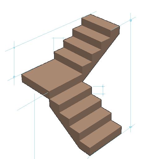 Расчет лестниц free LOGO-APP點子