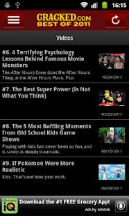 Best of Cracked Vol. 1 - screenshot thumbnail