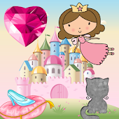 Princess Puzzles for Toddlers!
