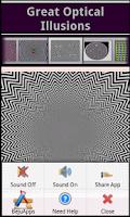 Screenshot of Great Optical Illusions