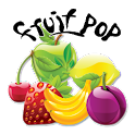 Fruit Pop | Classic Bubble Pop logo
