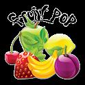 Fruit Pop | Classic Bubble Pop logo