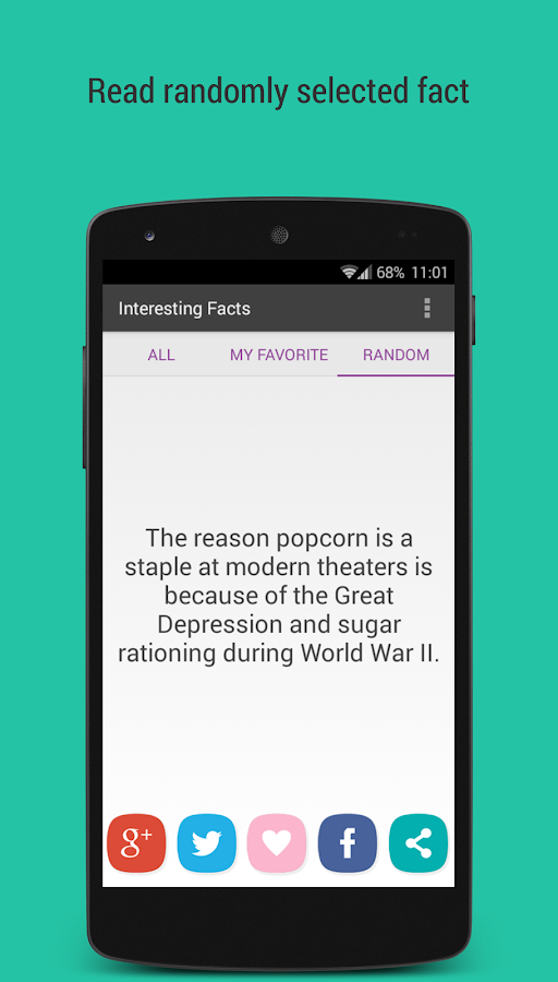 Android Interesting Apps