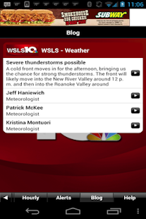 WSLS WX - screenshot thumbnail