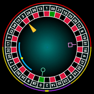 Most common number roulette wheel