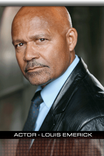 Louis Emerick - Actor