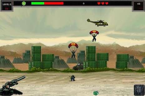 Border War Defence Patrol- screenshot thumbnail