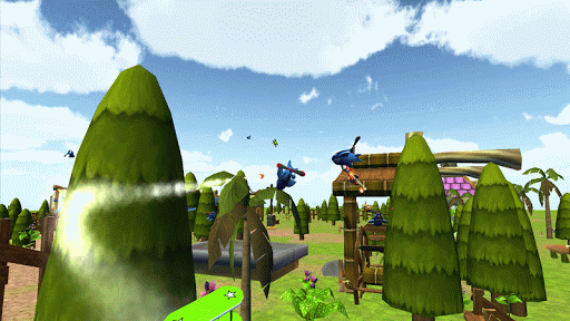 天空中的英雄 一架玩具飛機的故事