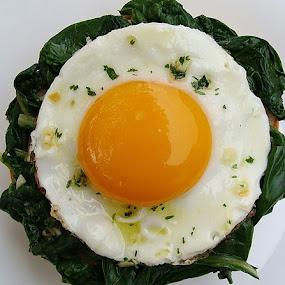 Very tasty breakfast by Alka Smile - Food & Drink Eating (  )