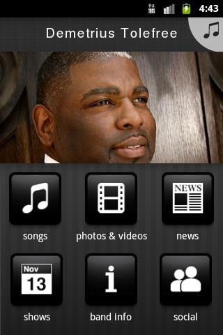 Demetrius Tolefree - screenshot