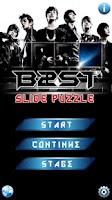Screenshot of Beast ( B2st ) Slide Puzzle