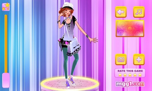 Luisa's Attitude Dress Up - screenshot thumbnail