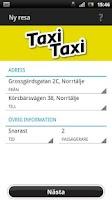 Screenshot of TaxiTaxi