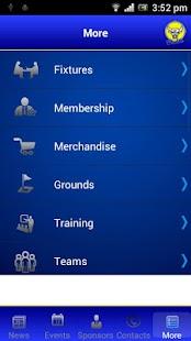 Noble Park Football Club - screenshot thumbnail