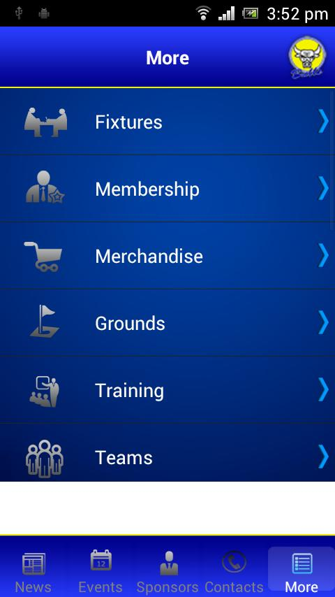 Noble Park Football Club- screenshot