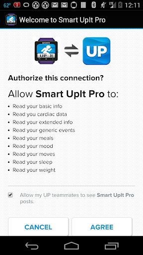 【免費健康App】Smart UpItPro for SmartWatch 2-APP點子