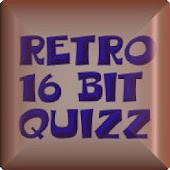 Retro 16 bit Quizz