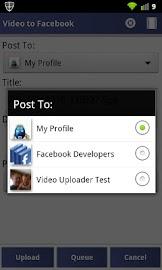 Video to Facebook (Ads) Screenshot 3