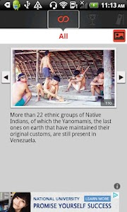 Country Facts Venezuela screenshot 3