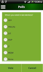 Pakistan Elections 2013 - screenshot thumbnail