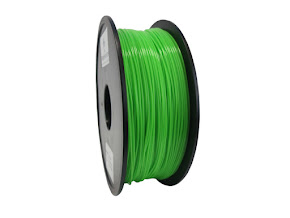 Lime Green PLA Filament - 1.75mm