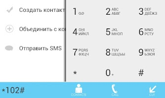 Screenshot of Light Theme for exDialer