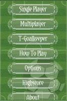Screenshot of Teleport Soccer (Football)
