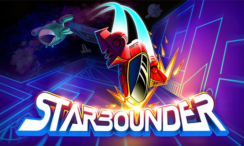 Starbounder - screenshot