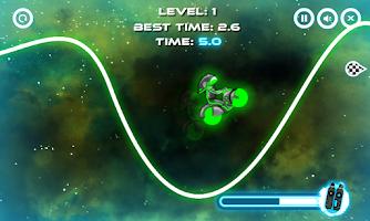 Screenshot of Neon Motocross