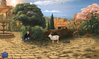Screenshot of Broken Sword 5: Episode 2