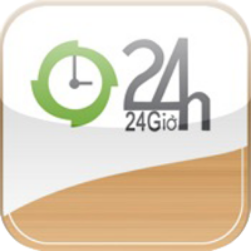 Báo 24h LOGO-APP點子